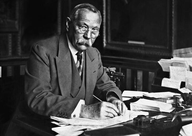Elementare... Montblanc dedica a Sir Arthur Conan Doyle la Writers Edition 2021
